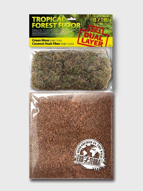 EXO TERRA Tropical Forest Floor 4,4 lts