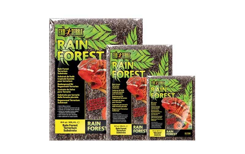 E.T SUSTRATO RAIN FOREST BARK 4,4 LTS