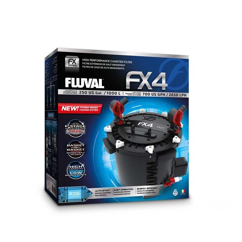 Fluval FX4 2650 l/h
