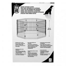 Parque Dogit Playpen 8 Paneles - Gde. 60x91cm