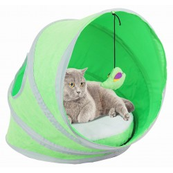 Pawise Refugios Pop-Up Play  para Gatos   - Tienda38x38x43cm