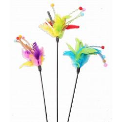 Pawise Varitas Multicolor  - Plumas 50cm