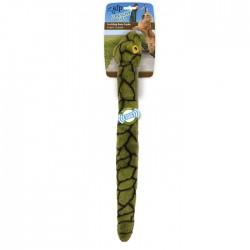 All For Paws Peluche Crackling Stretchy Flex - Serpiente 59cm