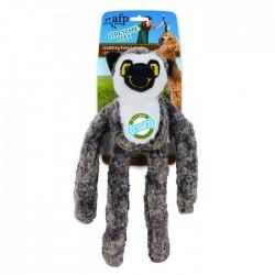 All For Paws Peluche Crackling Stretchy Flex - Lemur 35cm