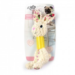 All For Paws Peluches Shabby Chic Dentales  - Anistick Conejo 25cm