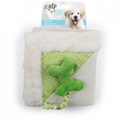 All For Paws Mantas para perros Little Buddy - Play Mat - Verde 50x50cm