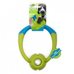 All For Paws Juguete Elástico Tugger - Tugger Handle Ball M 15,5cm