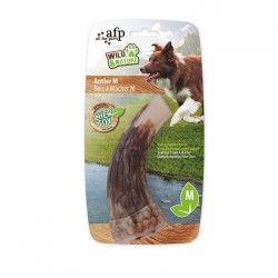All For Paws Juguete Cuernos Wild & Nature - Cuerno M 12cm