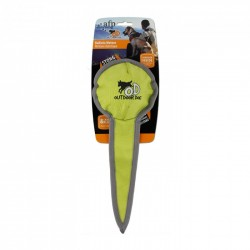 All For Paws Juguetes Tela Balistica - Ballistic Toss Ball - Naranja/Verde 40cm