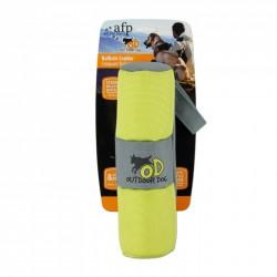 All For Paws Juguetes Tela Balistica - Ballistic Crakler - Naranja/Verde 37cm