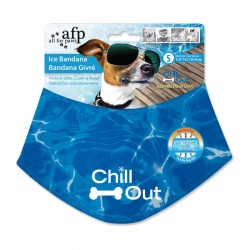 All For Paws Bandanas Refrescantes Chill Out  - S