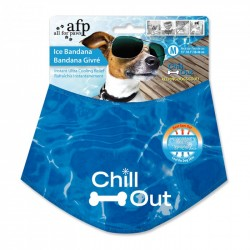 All For Paws Bandanas Refrescantes Chill Out  - M