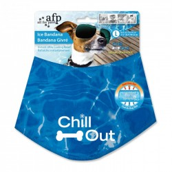 All For Paws Bandanas Refrescantes Chill Out  - L