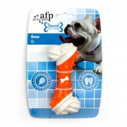 All For Paws Jugetes Dental Dog Chews - Hueso Dental - Sabor a Pollo 13cm