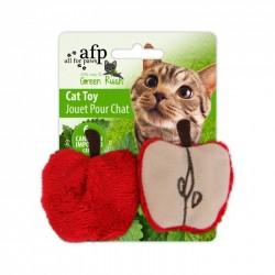 All For Paws Juguetes Para Gatos Green Rush Catnip  - Jugoso - Manzana/Sandía/Limón 6cm