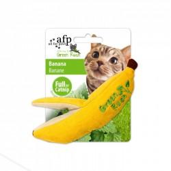 All For Paws Juguetes Para Gatos Green Rush Catnip  - Banana 16cm