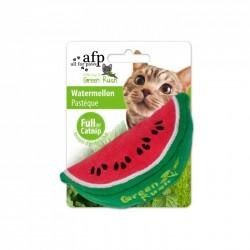 All For Paws Juguetes Para Gatos Green Rush Catnip  - Sandia 11,5cm