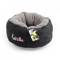 All For Paws Cama Mellow Catzilla para Gatos  - Negro