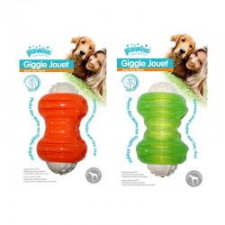 Pawise Juguete Giggle  - Hueso Jouet 12cm