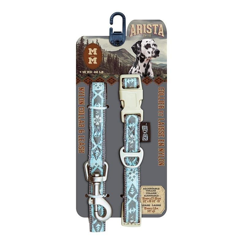 Arista/Zeus Collar&Correa Med. Jazz 1,5×27-33cm