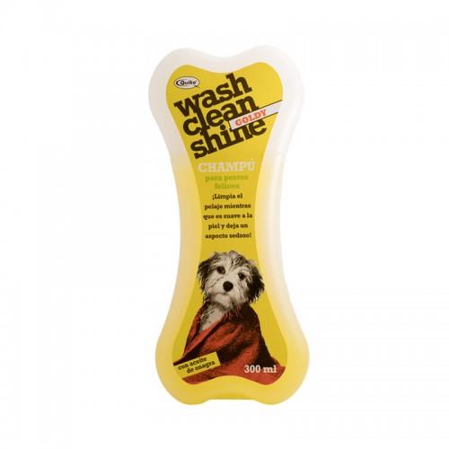 Wash Clean Shine Champú GOLDY 300ml