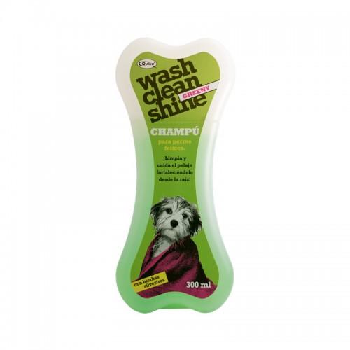 Wash Clean Shine Champú GREENY 300ml