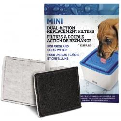 Bebedero Mini 1,5 litros para Perros Zeus - Recambio 3Pc