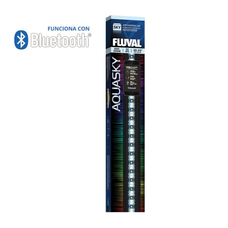 Fluval AquaSky LED Bluetooth 2.0 30w 99-130cm