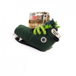 All For Paws Peluche Botines Doggies' Shoes - Cocodrilo 20x11x15cm