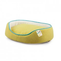 All For Paws Camas para cachorros Pups 36x49x13,5cm - Amarillo verdoso