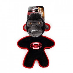 All For Paws Peluches Ultra resistentes Mighty Rex - Mono 27x18x9,5cm