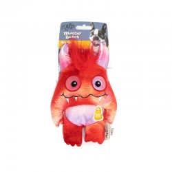 All For Paws Peluches Monstruosos Monster Bunch - Monstruo Rojo 20,5x12,5x5,5cm