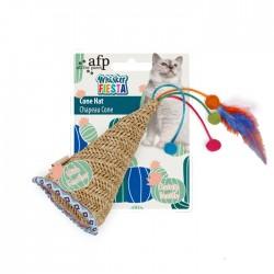 All For Paws Juguetes para gatos Whisker Fiesta - Cono 30x8,5x8cm