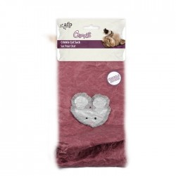 All For Paws Saco crujiente Crumples 35x43x14cm - Purpura