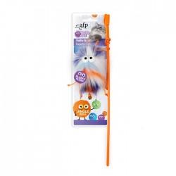 All For Paws Varitas Furry Ball 115.5x7,5x3,5cm - Fluffer Naranja
