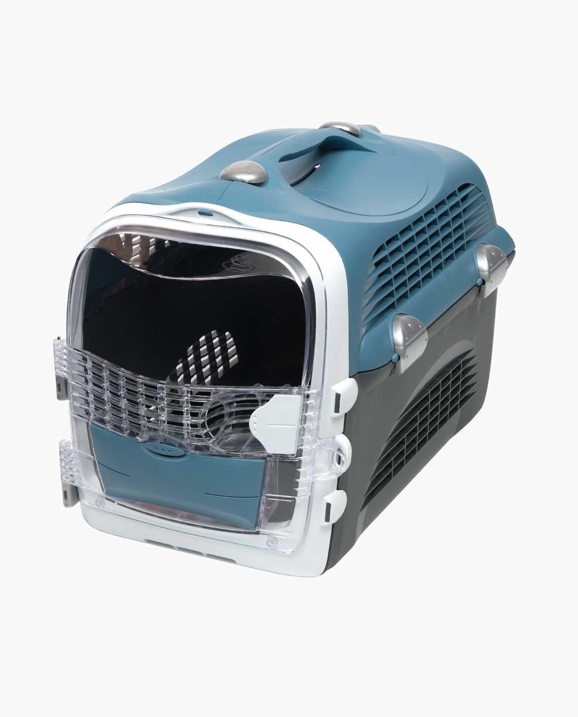 Catit Pet Cabrio Transportín Azul