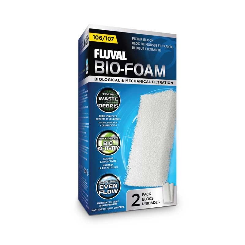 FLUVAL 104/5/6 CARGA FOAMEX
