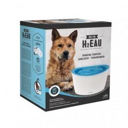Zeus H2EAU Bebedero Fuente para perros 6L