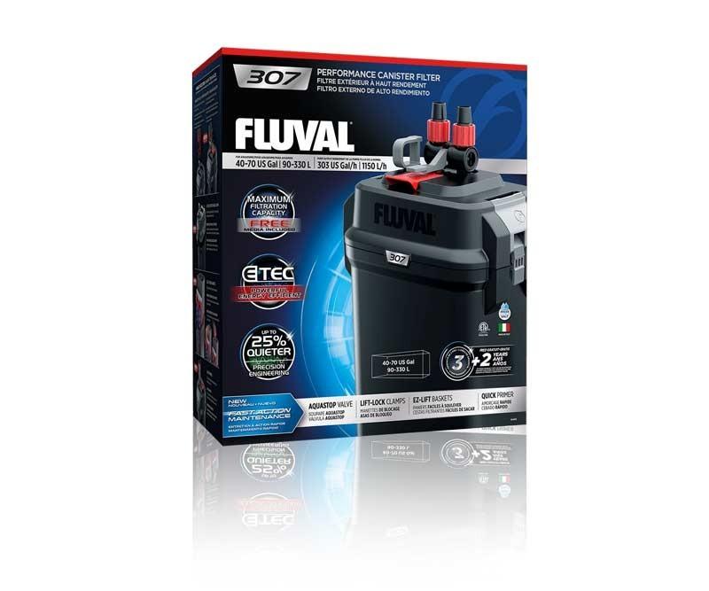 Fluval 307  Filtro Externo