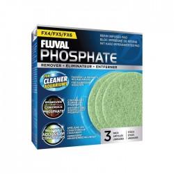 Almohadillas Filtrantes Químicas para Fluval FX - Fosfato