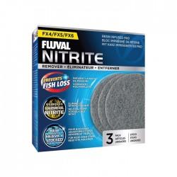 Almohadillas Filtrantes Químicas para Fluval FX - Nitrato
