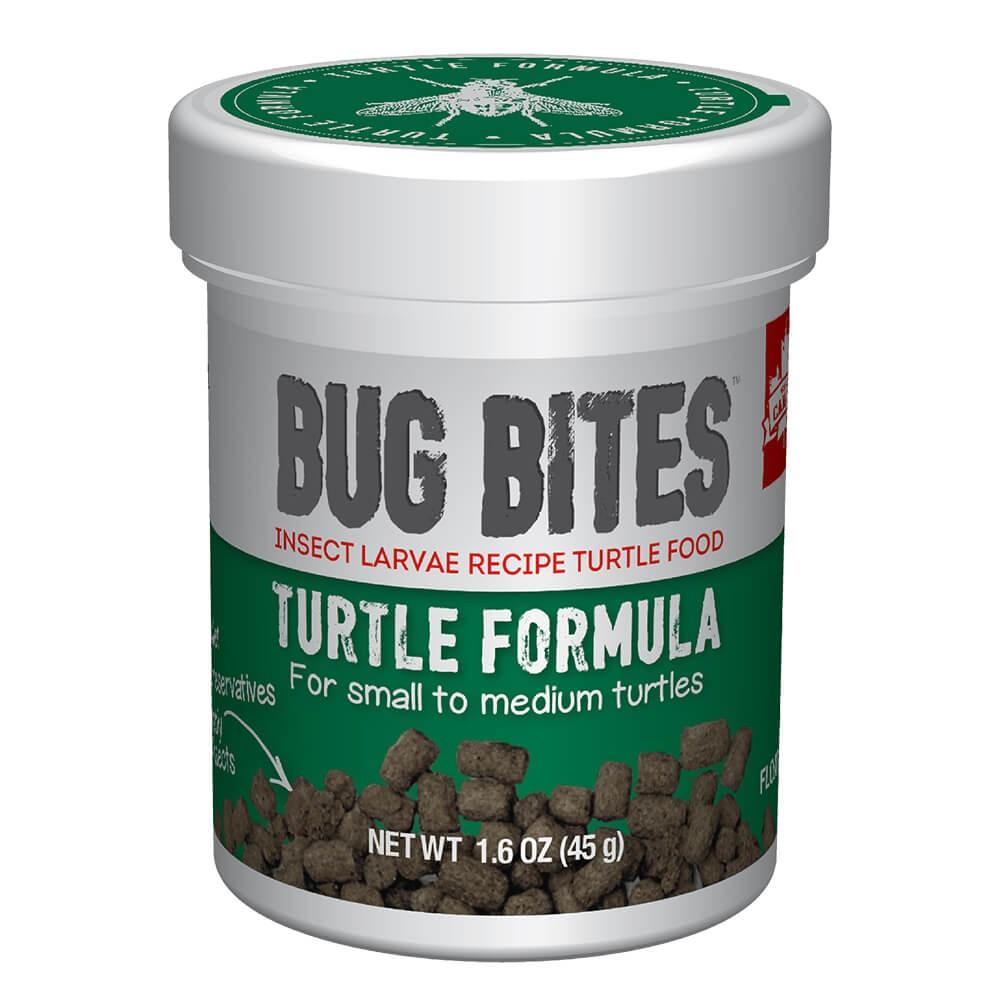 Fluval Bug Bites Tortuga Gránulos 45g 5-7mm
