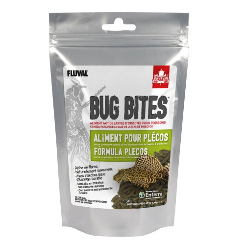 Fluval Bug Bites Plecos Stick 130g 17-20mm
