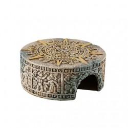 Cueva Calendario Azteca Exoterra - Pequeño 12x4,5cm