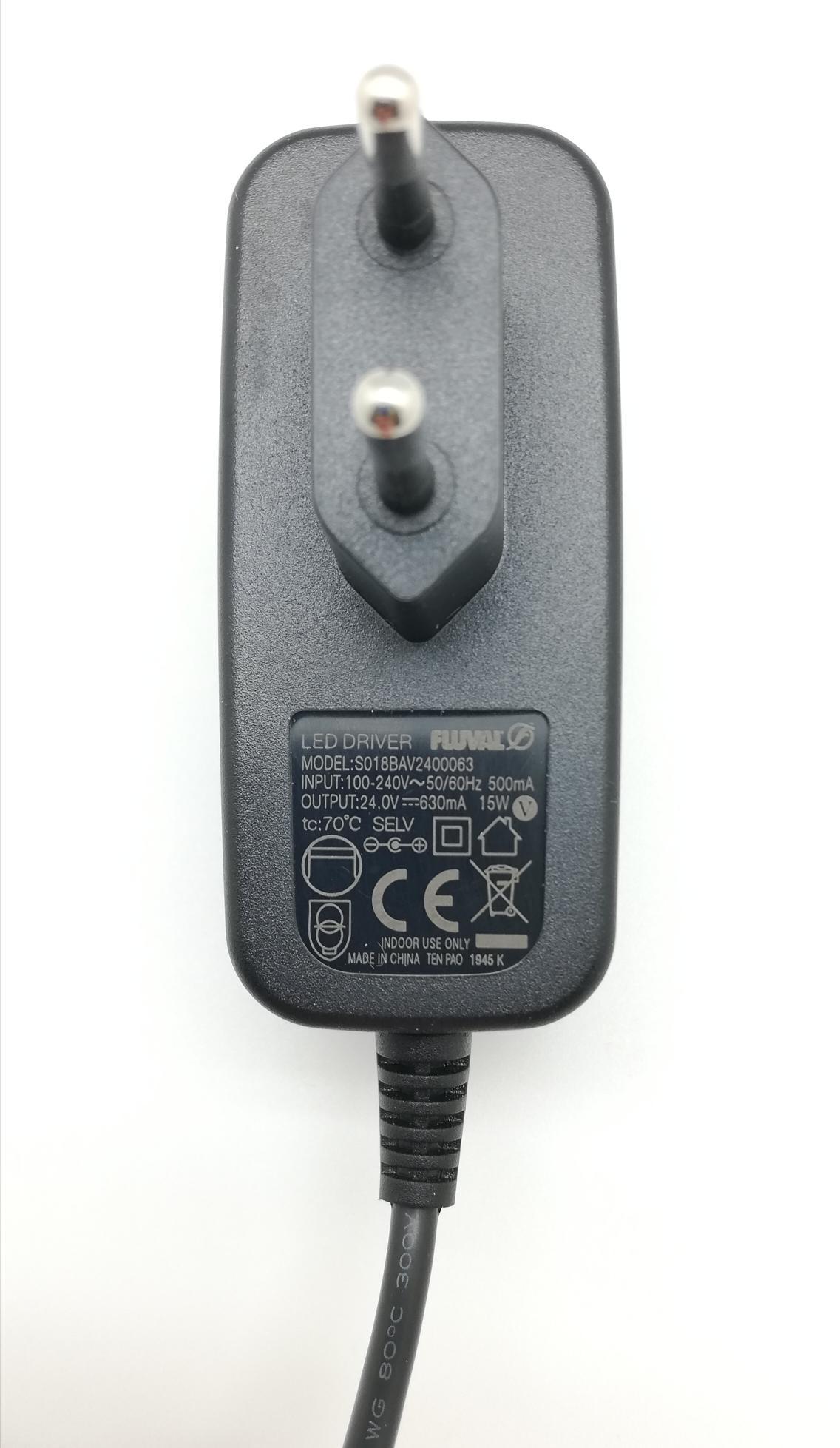 Fluval DVR 24v/0,63A-14539/49/51 16w