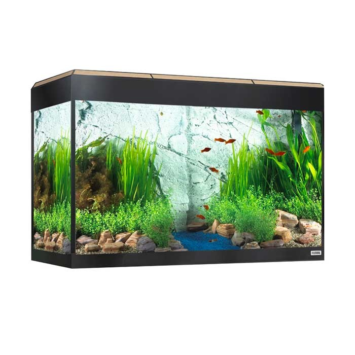 Fluval Roma Acuario 125 l Led Bluetooth Roble