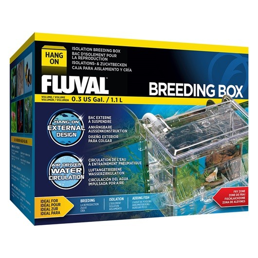 Fluval Breeding Box Med 1,2 lts