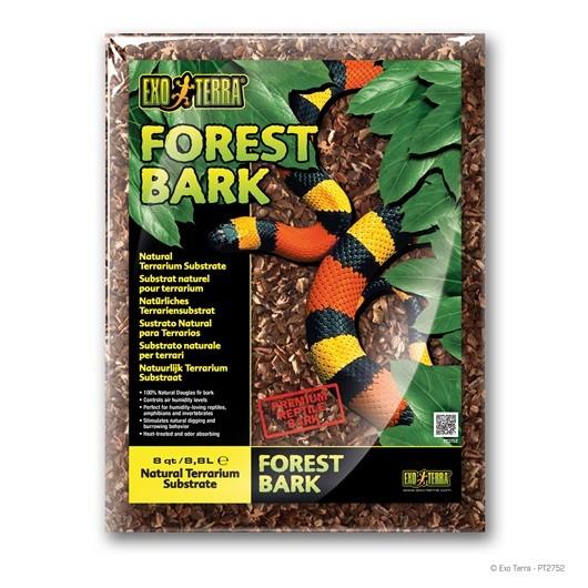 E.T SUSTRATO  FOREST BARK 26,4 LTS