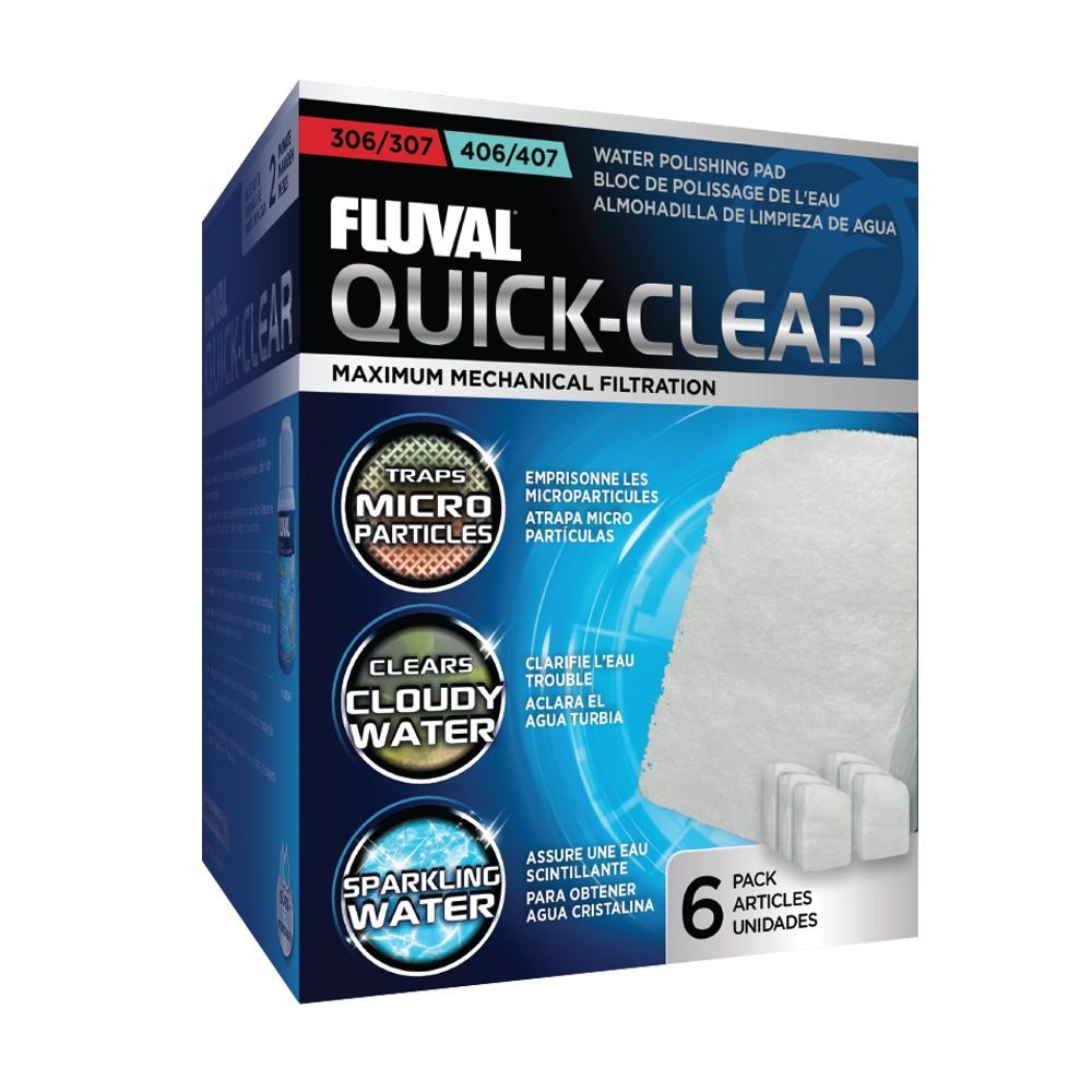 FLUVAL 307/407 6 PC FOAMEX Fino