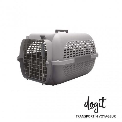 Dogit Pet Voyageur Med.Gris/Gris